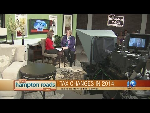 Get helpful tax tips from Carolyn Buzek with Jackson Hewitt Tax Service.