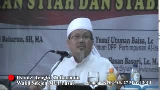 Seminar Sehari - Gerakan Syiah Dan Stabilitas Nasional - Ust Tengku Zulkarnain