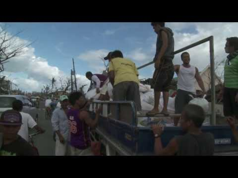Philippines: Devastated Tacloban City