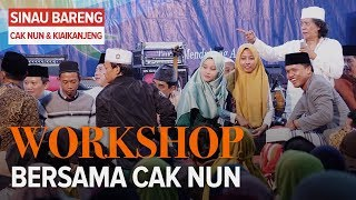 Video Workshop Bersama Cak Nun MP3, 3GP, MP4, WEBM, AVI, FLV Maret 2019