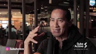 Video Ade Rai - Mr. Asia yang Rendah Hati dari Bali - Suka Active Interview MP3, 3GP, MP4, WEBM, AVI, FLV Februari 2019