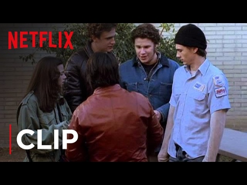 """Freaks and Geeks Clip 
