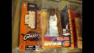 My Mcfarlane Sports Picks Collection NFL NBA MLB NHL