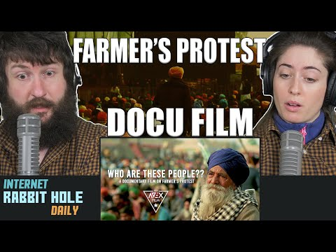 """""""ONENESS""""   Who are these People? A Documentary on Farmer's Protest   irh daily REACTION!"""