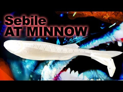Sebile AT Minnow 100 videó
