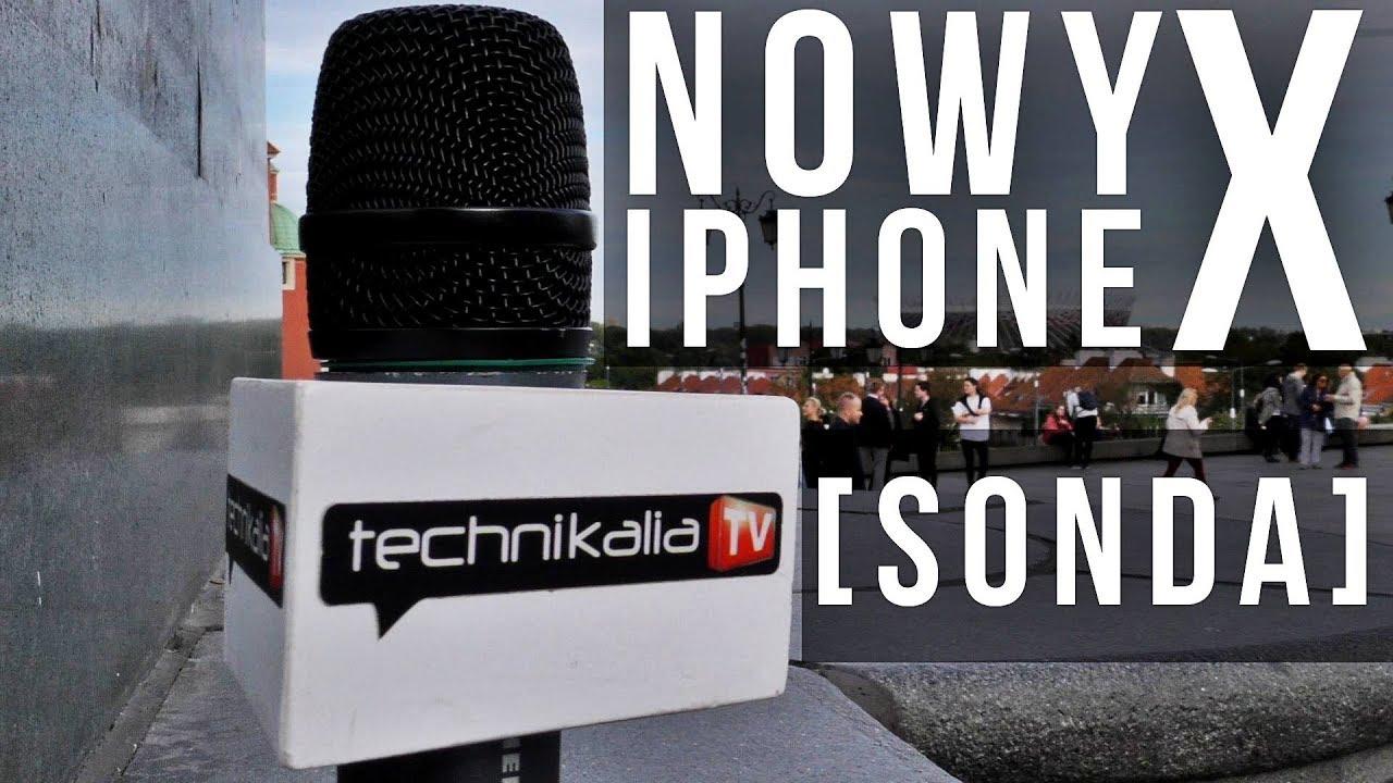Nowy iPhone X - reakcje Polaków