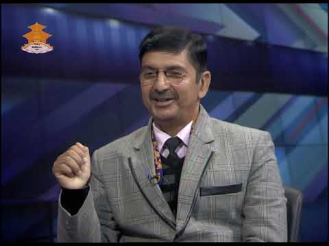 (Interview with Dr. Pem  Kandel, by Nab Raj Pokharel , Nepal television - Duration: 24 minutes.)