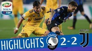 Video Atalanta - Juventus - 2-2 - Highlights - Giornata 7 - Serie A TIM 2017/18 MP3, 3GP, MP4, WEBM, AVI, FLV Agustus 2018