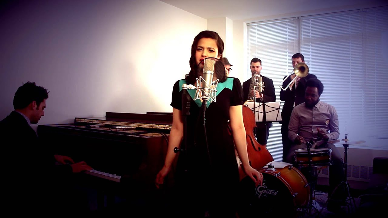 Drunk in Love – Vintage Big Band / Swing Beyonce Cover ft. Cristina Gatti
