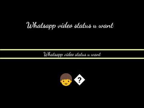 Video Acha chalta hu new Whatsapp status download in MP3, 3GP, MP4, WEBM, AVI, FLV January 2017