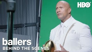 Dwayne Johnson offers an inside look at the creative process of making the official poster for season three of Ballers. Ballers returns Sunday July 23 at 10P...