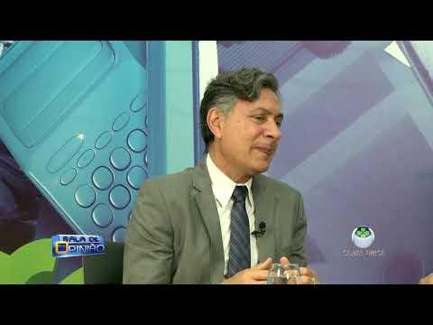 Sala de Opinião com Dr. Aparício Carvalho – Entrevistado: Dr. Hélio Lauar ( Médico Psiquiatra)