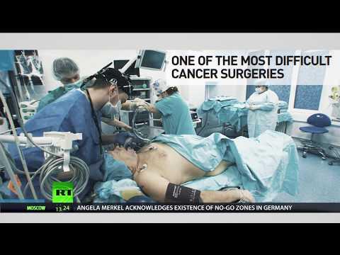 Unique 3D tech helps Russian doctors save lives of cancer patients