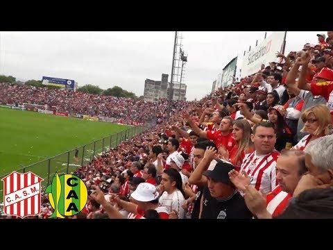 San Martín 0-0 Aldosivi | La hinchada del Santo - La Banda del Camion - San Martín de Tucumán