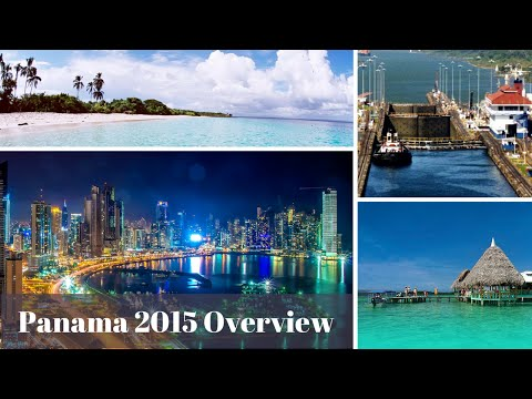 Panama City & Tour 2015