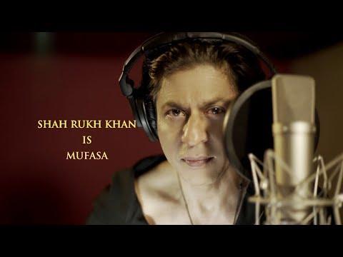 The Lion King   Rise Of The King - Shah Rukh Khan   Hindi   Disney India