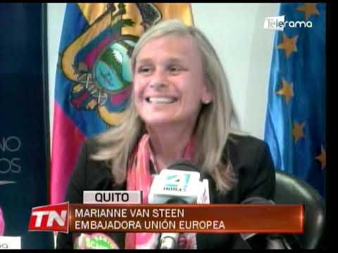500 mil euros recibirá Ecuador para desarrollar plan de movilidad sostenible