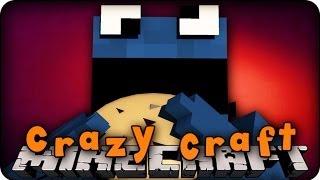 Minecraft Mods - CRAZY CRAFT 2.0 - Ep # 46 'COOKIE MONSTER!!' ( Orespawn Mod)