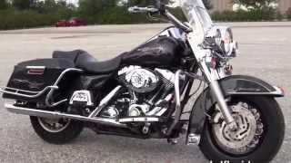 8. Used 2007 Harley Davidson Road King Motorcycles for sale