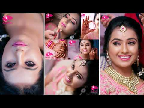 Jukrith Best Professional Bridal Makeup Artist in Chennai