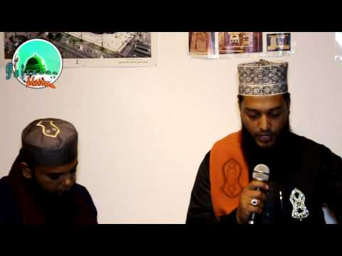 Maulana Ahmad Saqibi | Dilo ki gulshan | Naat Sharif 2014