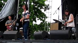 Cass McCombs - Mystery Mail - Live at Pitchfork 2010 Music Festival