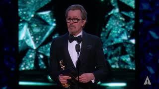 Video Gary Oldman wins Best Actor MP3, 3GP, MP4, WEBM, AVI, FLV Oktober 2018