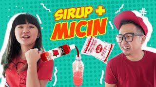 Video SIRUP MENGANDUNG MICIN Wkwkwkw Enak Gak Ya !? MP3, 3GP, MP4, WEBM, AVI, FLV November 2018
