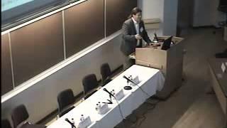 Conference On Global Regulation Of Nanotechnologies Part II