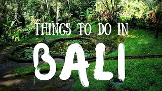 THINGS TO DO IN BALI, INDONESIA | Top Attractions Travel Guide full download video download mp3 download music download