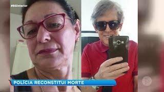 Caso Vera Lúcia: Delegacia de Defesa da Mulher de Sorocaba realizou a reconstituição da morte
