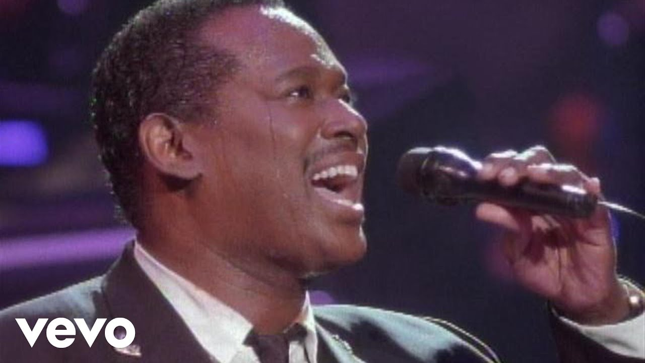 Watch: 'Endless Love' Luther Vandross & Mariah Carey Live Performance