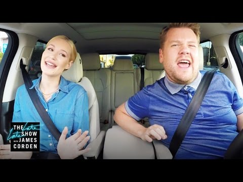 James Corden Carpools With Iggy Azalea