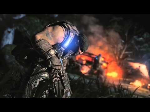 preview-Gears of War 3 Campaign Trailer! HD (Game Zone)