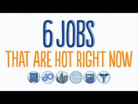6 of Today's Most In-Demand Jobs | CareerBuilder