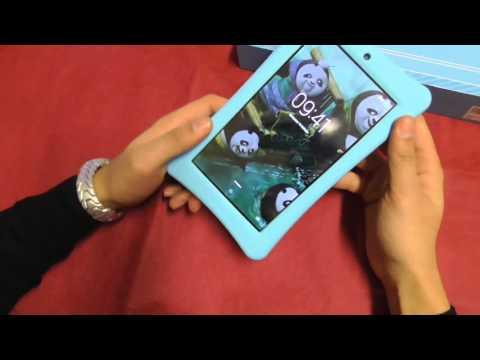 Tablet per bambini Simbans 7