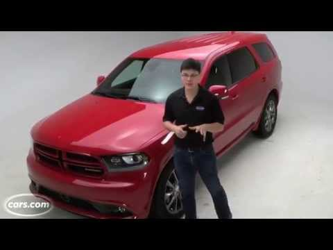 durango - Cars.com reviewer Kelsey Mays says the updated-for-2014 Dodge Durango strikes a nice balance between drivability and utility. With subtle, if not scant, exte...
