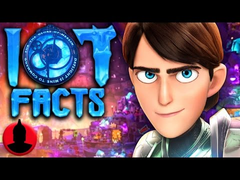 107 Trollhunters Facts You Should Know! | Channel Frederator