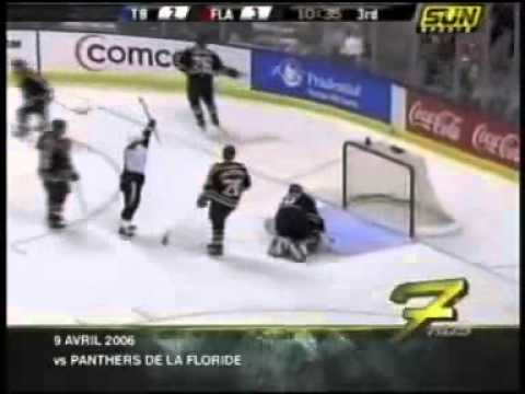 mokyboy11 - Some of the best goals of Vinny Lecavalier.
