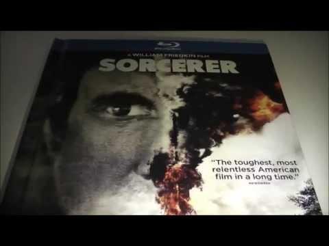 SORCERER (1977) Blu-Ray Digi Book