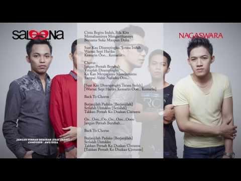 Saleena Band feat Shasa Jangan Pernah Berubah