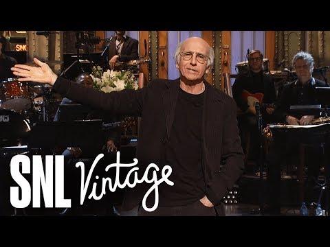 SNL - Larry David úvodní monolog