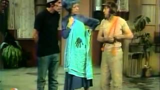 El Chavo Del 8 - Bañando Al Chavo (Capitulo Completo)