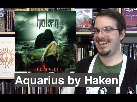 Notes on Aquarius by Haken