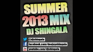 NEW Hip Hop / R&B Mix 2013 - Summer 2013 Mix Best Hip Hop / Rap Songs - DJ Shingala