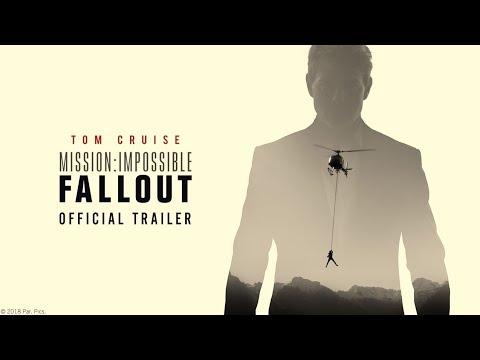 Mission: Impossible - Fallout | Official Trailer | Paramount Pictures Australia