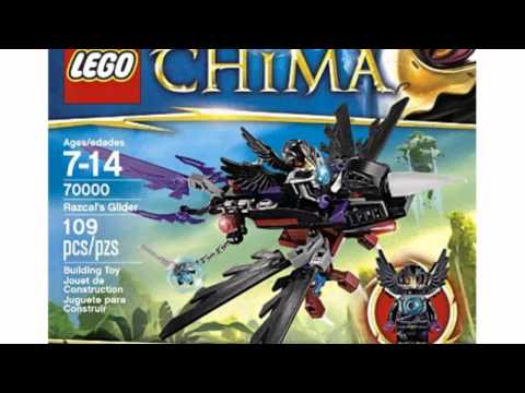 Video Todays YouTube Video of the Chima Razcal Glider 70000