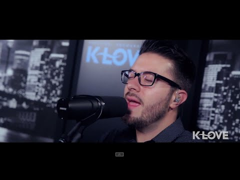 *LIVE* - http://www.klove.com/music/artists/danny-gokey/ - Danny Gokey performs his song