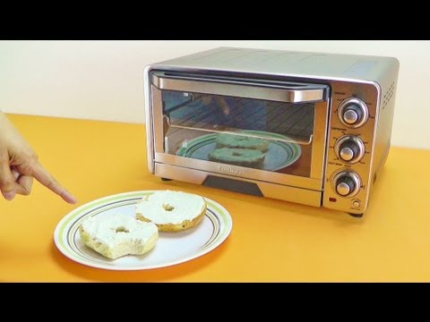 Cuisinart Toaster Oven Custom Classic TOB-40 Review