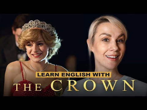 Learn English with The Crown